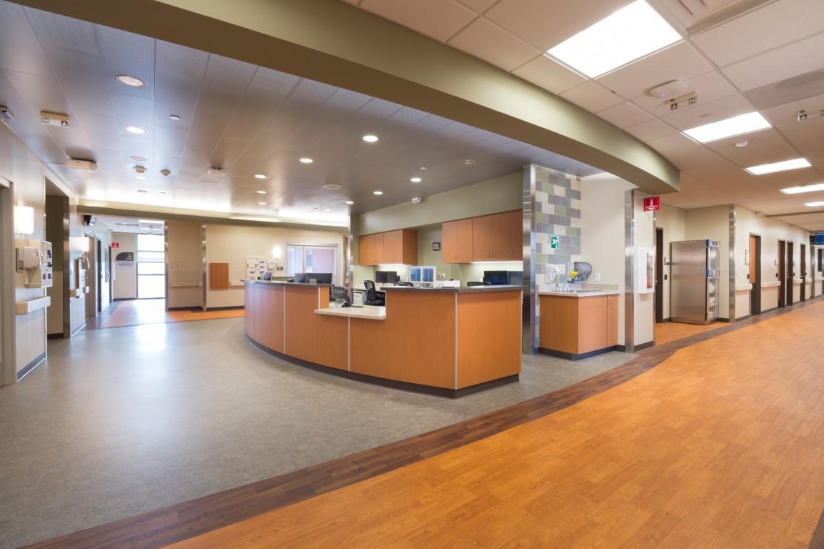 Texas Health Harris Methodist Hospital - HEB ICU ...