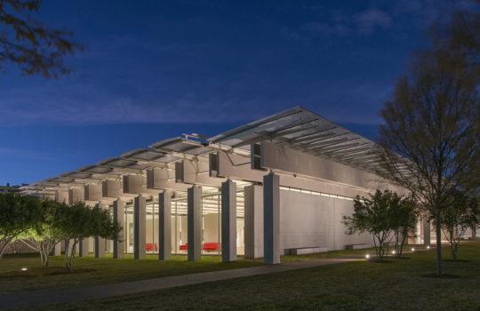 Kimbell Art Museum Renzo Piano Pavilion
