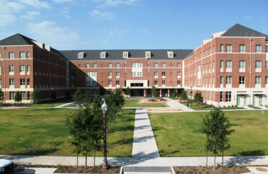 View Project: Baylor University East Villiage