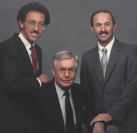 Picture Of Jerry Lindsay, Guy Holcomb, Mark Jennings