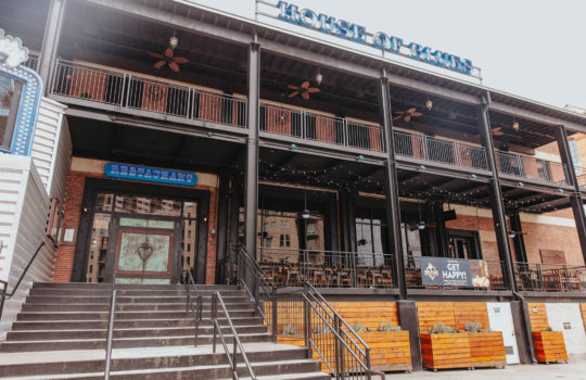The House Of Blues – Dallas