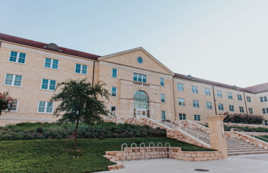 View Project: Texas Christian University (TCU) Colby Hall Renovation