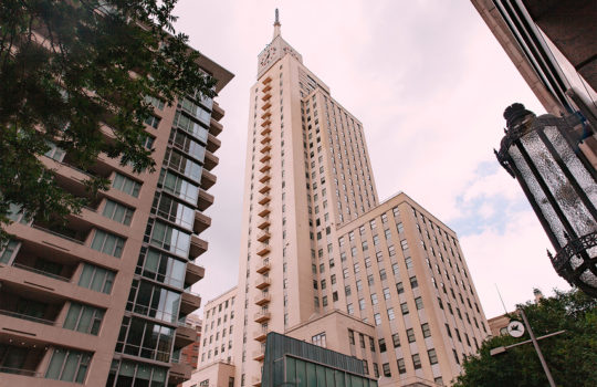 View Project: The Mercantile National Bank Tower Renovation
