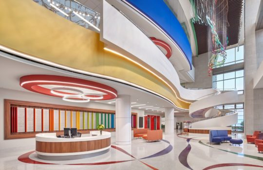 Texas Scottish Rite Hospital for Children – North Campus