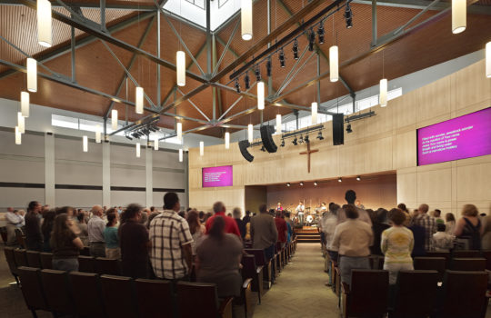 View Project: Midland Bible Church