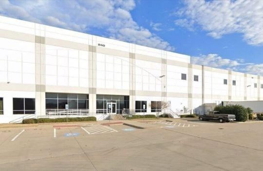 View Project: Samsung Warehouse