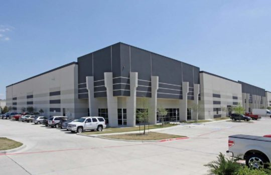 View Project: UPS Warehouse