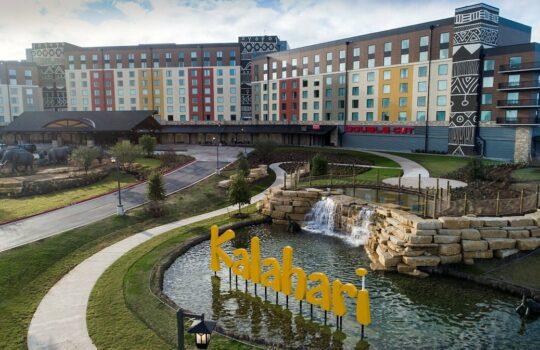 View Project: Kalahari Resorts & Conventions